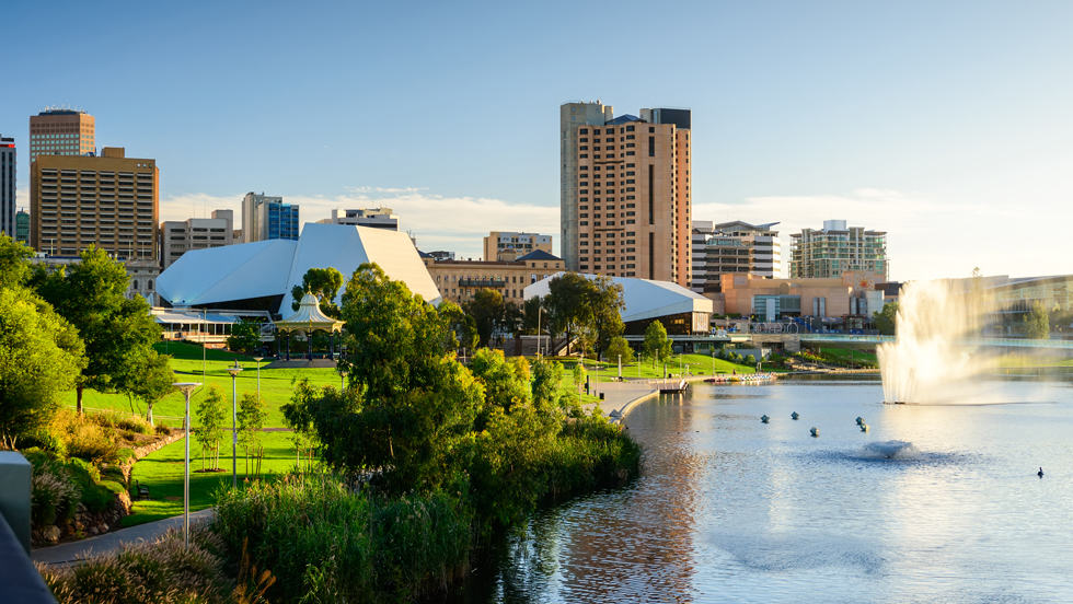 Adelaide Property Market - is it the poor Uncle?